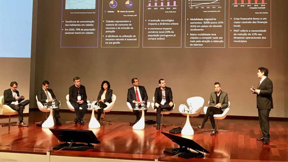 Smart Cities em destaque no Wireless Meeting 2018