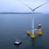 Primeiro parque eólico flutuante europeu será português