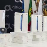 Altice e Huawei doam equipamentos a instituições de saúde portuguesas