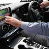 Kia e Fujitsu criam protótipo de carro policial digital