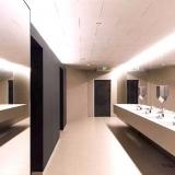 Operações de casa de banho smart melhoram o seu negócio