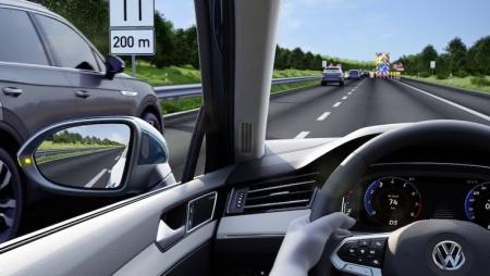 Volkswagen apresenta novos sistemas de assistência