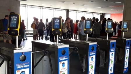 Rede Transtejo/Soflusa preparada para pagamento com smartphone