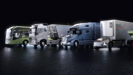 Volvo forma parceria em condução autónoma