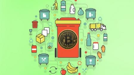 Blockchain agiliza a gestão de resíduos