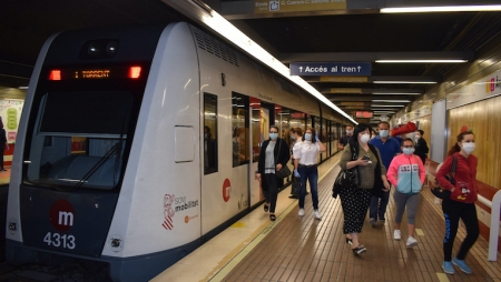 Indra instala sistema de controlo de ocupação no metro de Valência