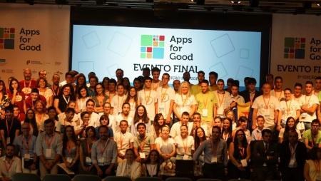 Fundação Calouste Gulbenkian recebe finais da competição Apps for Good