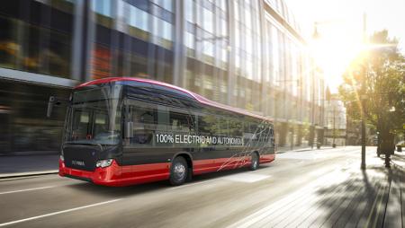 Estocolmo terá autocarros autónomos em circulação a partir de 2020
