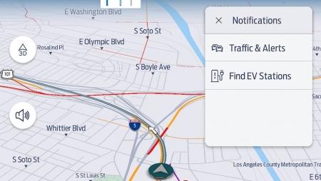 Ford contrata TomTom para sistemas integrados de navegação
