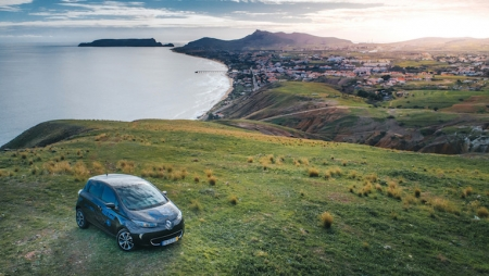 Projeto de carsharing elétrico em Porto Santo esgota inscrições em 12 horas