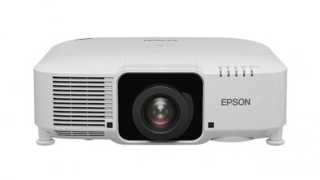 Epson apresenta nova gama de projetores laser de instalação 3LCD