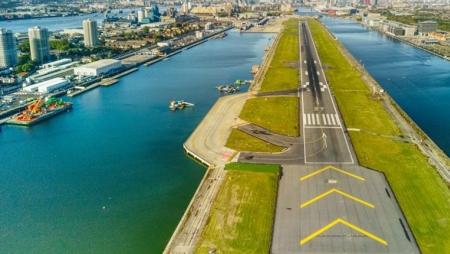 London City Airport implementa rede elétrica inteligente