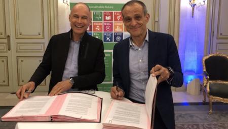 Fundações da Schneider Electric e Solar Impulse em parceria