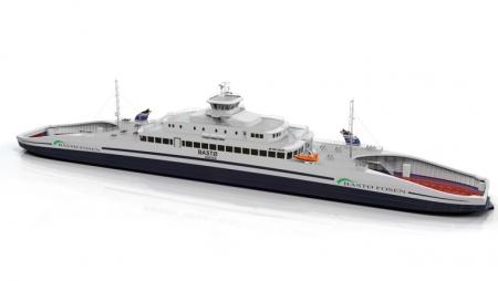 Maior rota de ferry da Noruega passará a ser elétrica