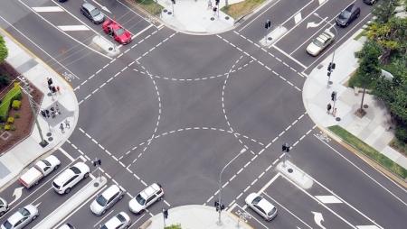 Inteligência artificial ajuda a melhorar segurança em cruzamentos