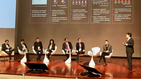 Smart Cities em destaque no Wireless Meeting 2018