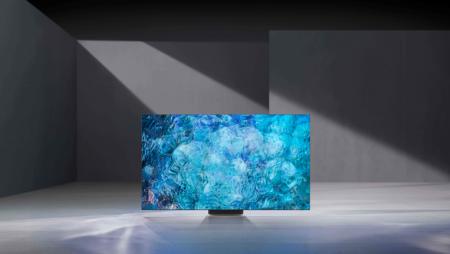 Samsung lança novos displays