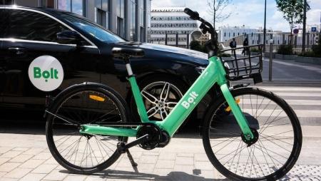 Bolt lança serviço de bike sharing