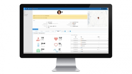 Vodafone disponibiliza solução de monitorização médica remota