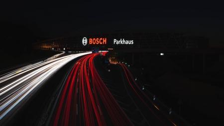 Bosch leva tecnologia automóvel para o setor da logística