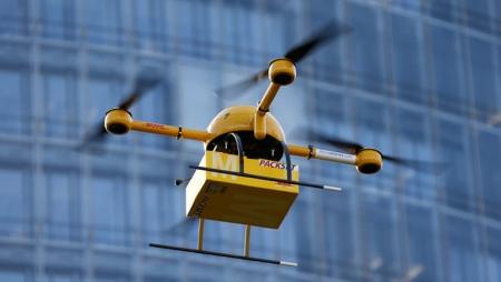 Começarão a ser feitas entregas via drone nos EUA