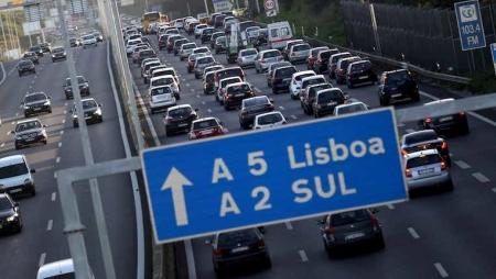 Lisboa é a cidade mais congestionada da Península Ibérica