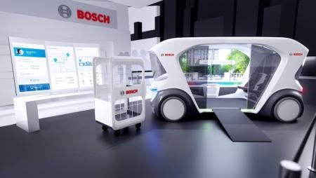 CES 2020: IA no centro da oferta Bosch