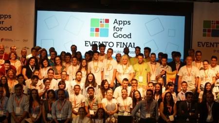 Já se sabem os vencedores do concurso Apps for Good