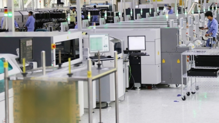 Fábrica inteligente da Ericsson entra em funcionamento na China