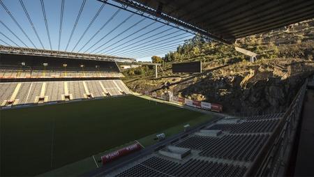 Estádios portugueses reforçam cobertura móvel