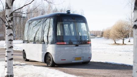 GACHA, o primeiro autocarro autónomo para todas as condições meteorológicas