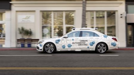 Carsharing com veículos autónomos já está a ser testado
