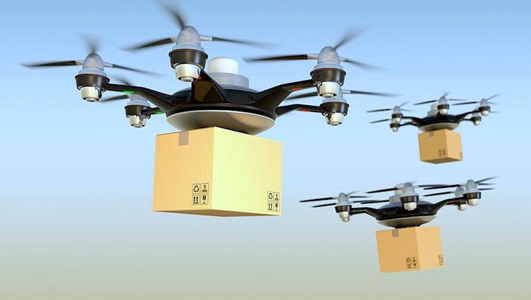 UPS entra na corrida para as entregas por drone