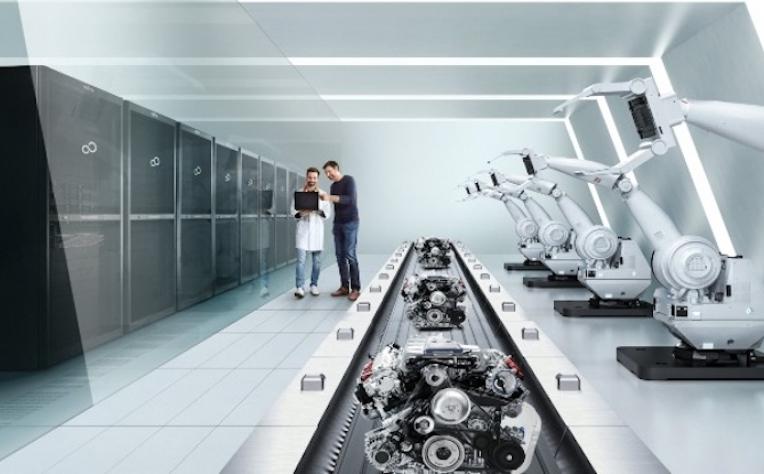 Estudo indica que concorrência leva à automatização e a indústria sustentável
