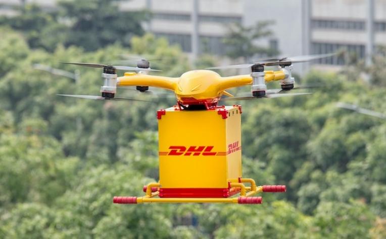 China vai começar a receber entregas via drone