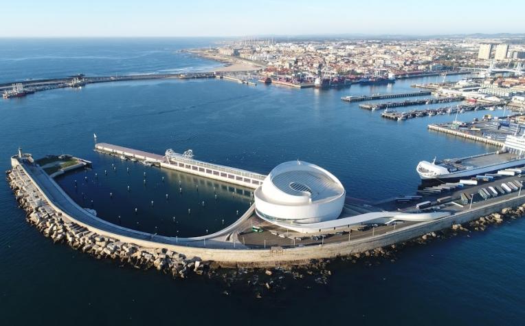 O primeiro porto 5G em Portugal