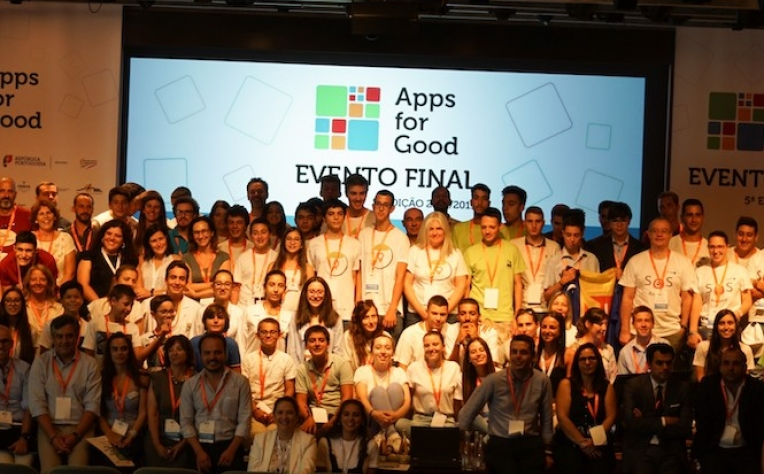 Já se sabem os vencedores do concurso Apps for Good