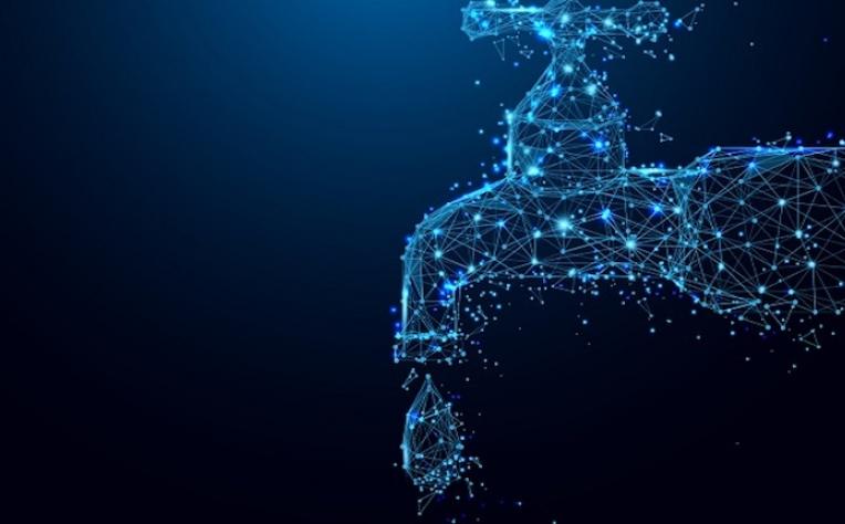 IA ajuda a reduzir a poluição da água