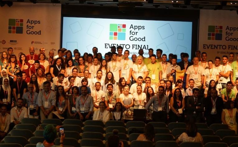 Aplicação dedicada a pessoas daltónicas vence Apps for Good