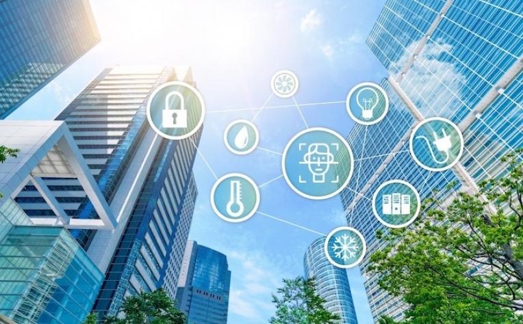 Mercado de smart building deverá alcançar 95.2 mil milhões em 2028