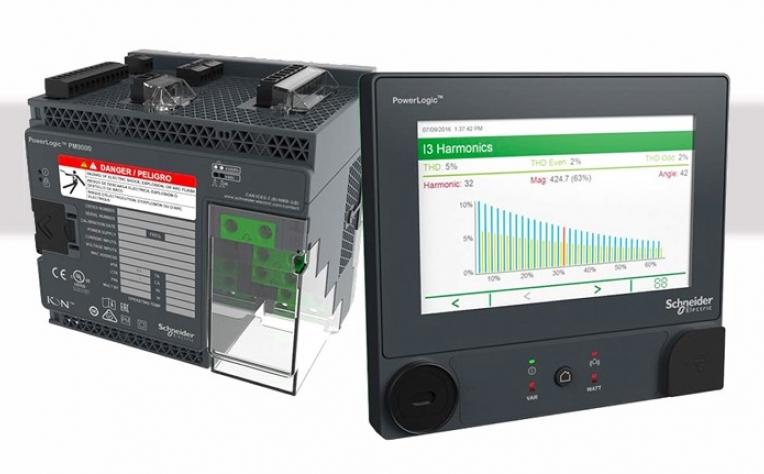 Schneider lança analisador de qualidade de energia mais avançado de sempre