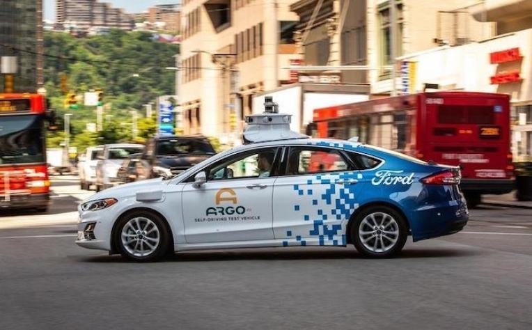 Ford e Volkswagen investem 7 mil milhões em condução autónoma