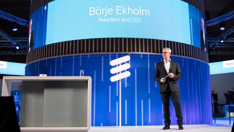 Ericsson será totalmente 5G até ao final do ano
