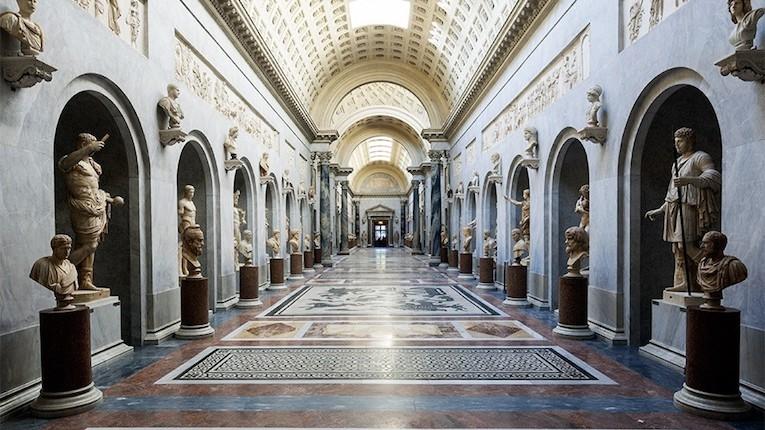 Indra ajuda a digitalização dos Museus do Vaticano