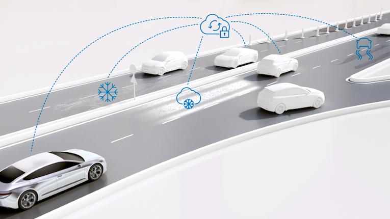 Bosch alia-se a Foreca para optimizar condução inteligente