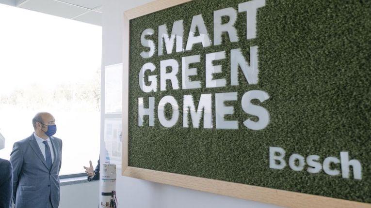 Bosch e Universidade de Aveiro apresentam soluções para casas inteligentes