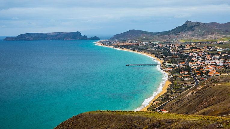 ABB assiste transição energética de Porto Santo