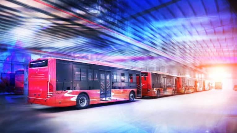 IoT e Big Data tornam gestão de autocarros mais sustentável