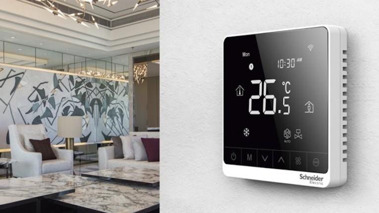 Termostatos inteligentes otimizam eficiência da climatização central