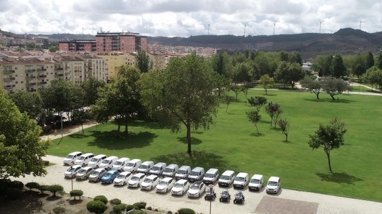 Torres Vedras eletrifica frota municipal